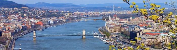 Budapest et le danube