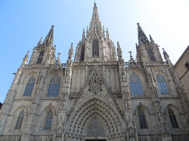 Cathédrale Sainte Eulalie de Barcelone