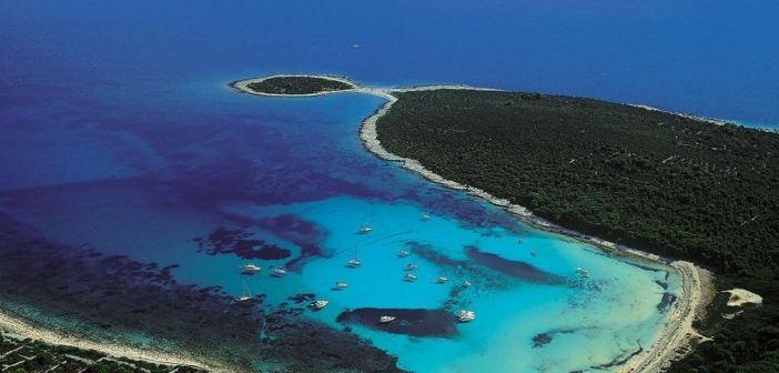 Dugi Otok Plage de Saharun
