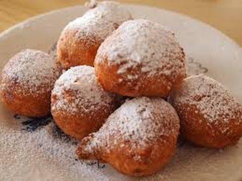 Fritule d'Istrie