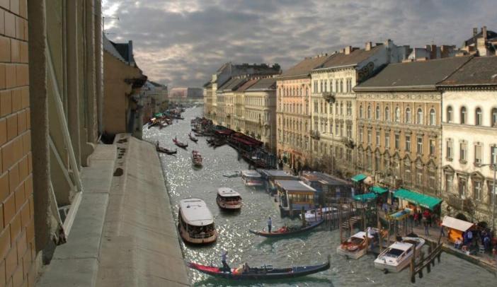 Venise imaginée