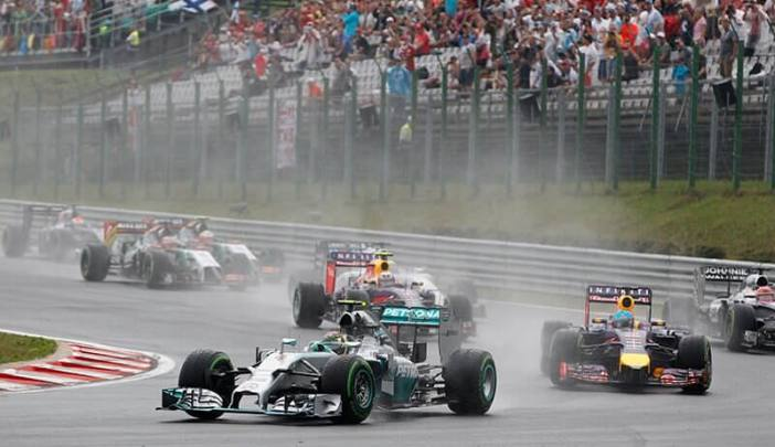 Grand prix de formule 1 de Hongrie