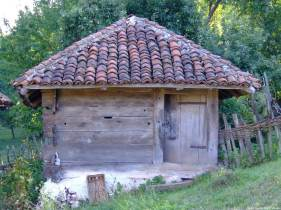 Arilje bergerie en Serbie (1)