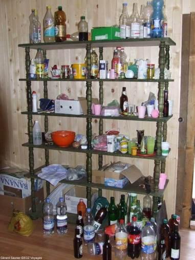 Arilje boissons dans la réserve (1)