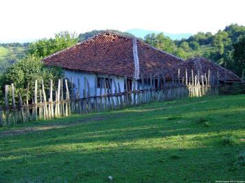 Arilje prés dans la campagne serbie (1)