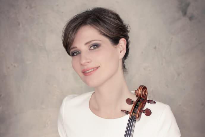 Lisa Batiashvili violoniste spécialiste de Prokofiev