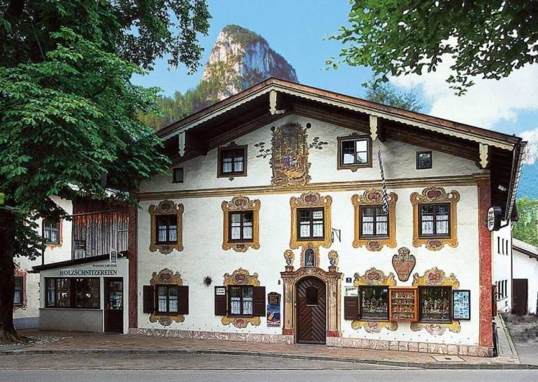 Oberammergau Pension Dedlerhaus