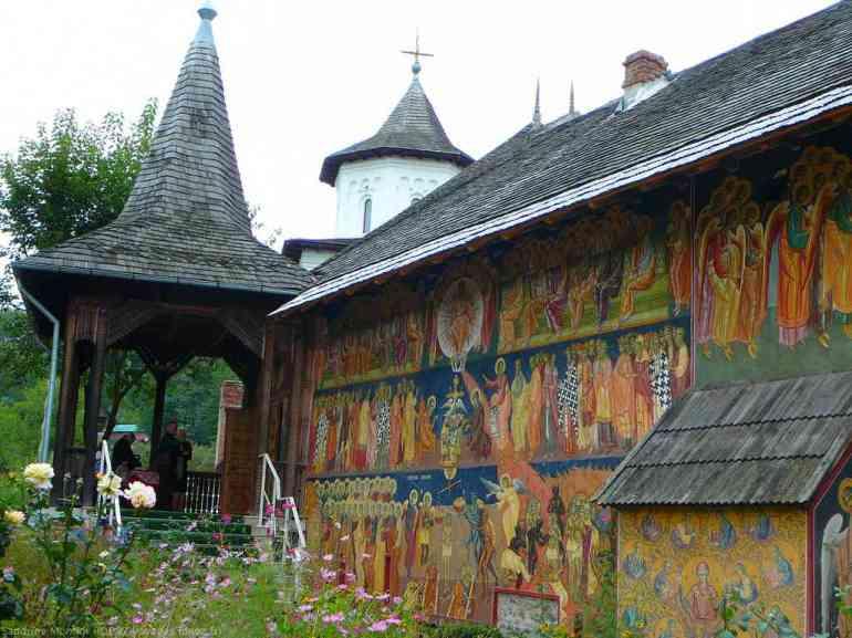 Monastère de Cotmeana en Oltenie