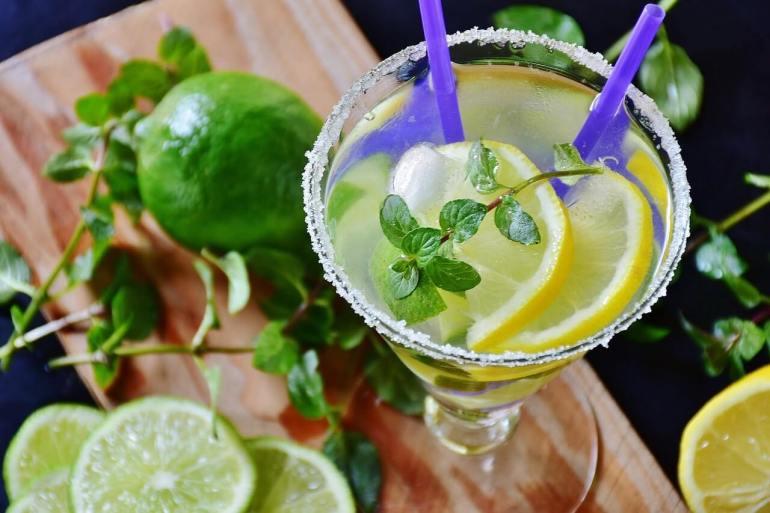 spritz blanc Cocktail Hugo