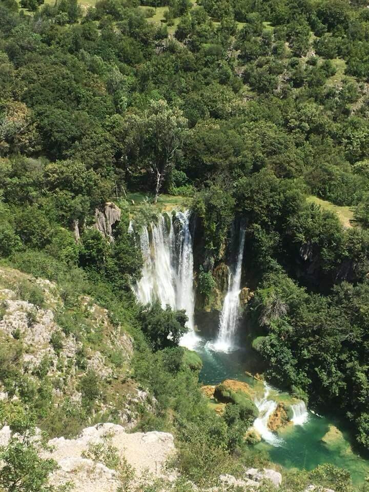 Parc national Krka, un beau parc à cascades près de Sibenik en Dalmatie du Nord 8