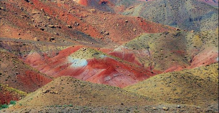 Couleurs Atlas Maroc