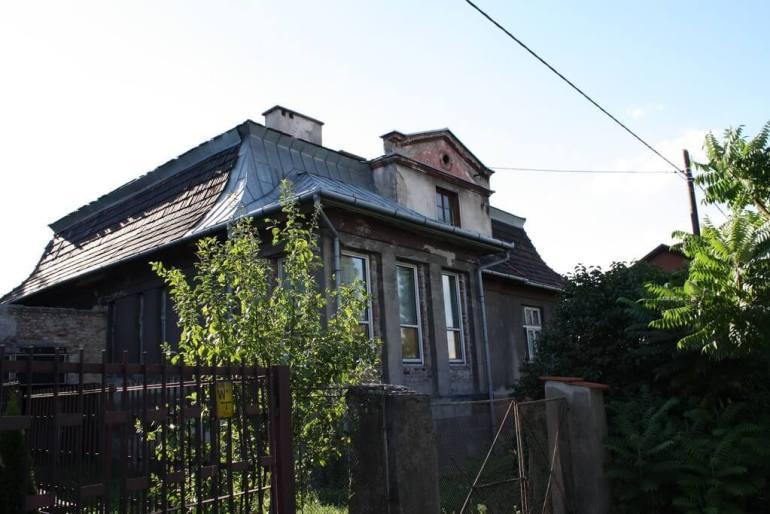 Villa du commandant nazi Amon Göth à Plaszow