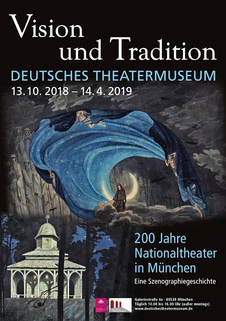 Exposition Vision et Tradition Deutsches Theater Munich