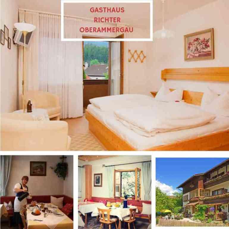 Gasthaus Richter Oberammergau