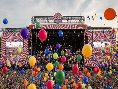 Festivals en Europe