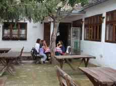 Krcedin à la table de la cave