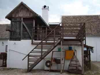Krcedin extérieurs de la cave vinoteka