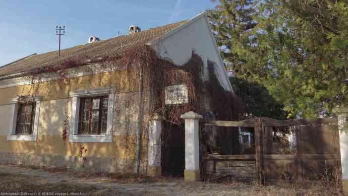 Krcedin maisons en voïvodine en serbie