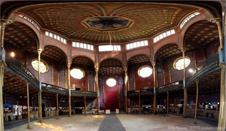 Budapest Synagogue Status Quo