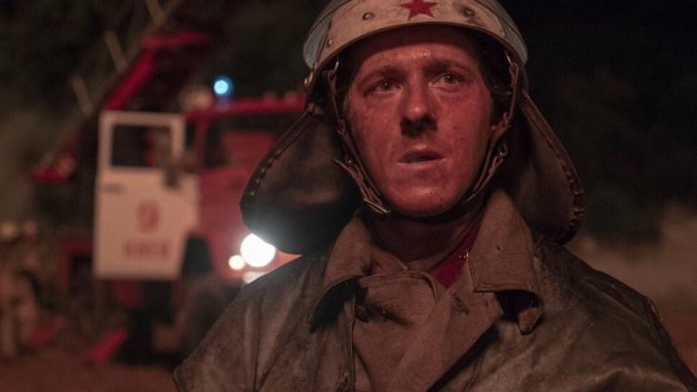 Pompier Ignatenko, envoyé pour éteindre l'incendie du réacteur IV