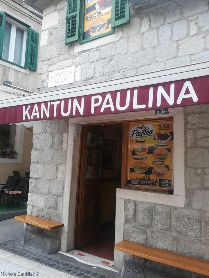 Fast food en Croatie ou le goût de l'ex Yougoslavie ; le snack croate, un passage obligé ! 2