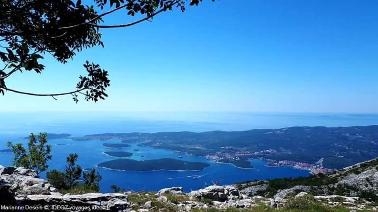 vue panoramique depuis sveti ilija