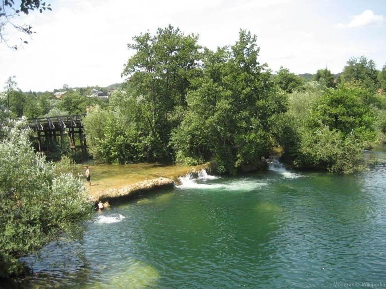 Que faire et où se baigner près de Plitvice? : Vacances actives en Lika 3