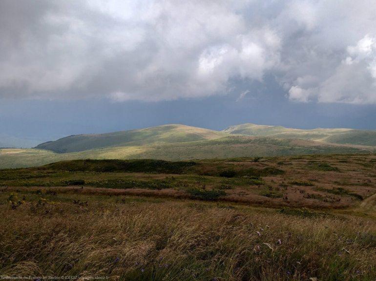 Randonnée à Stara Planina, sur la via dinarica voie verte en Serbie 13