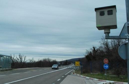 Contrôles de police, radars, sanctions et paiement des amendes en Croatie 2