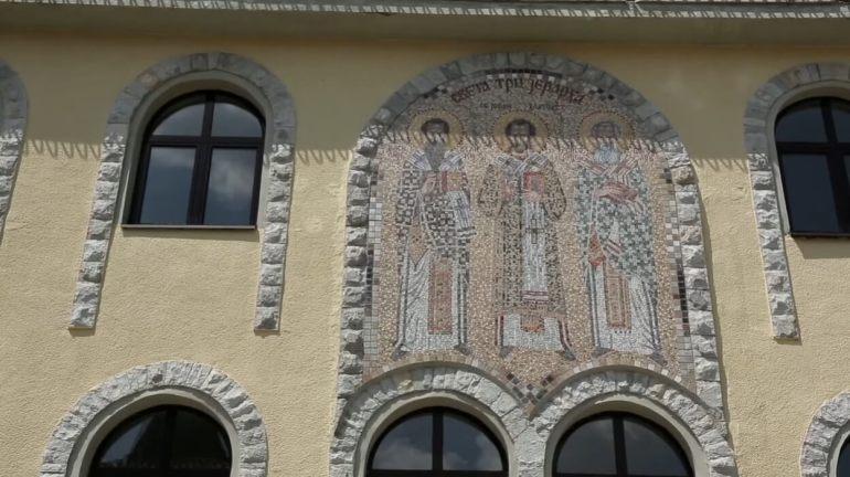centre spirituel orthodoxe du monastère de krka