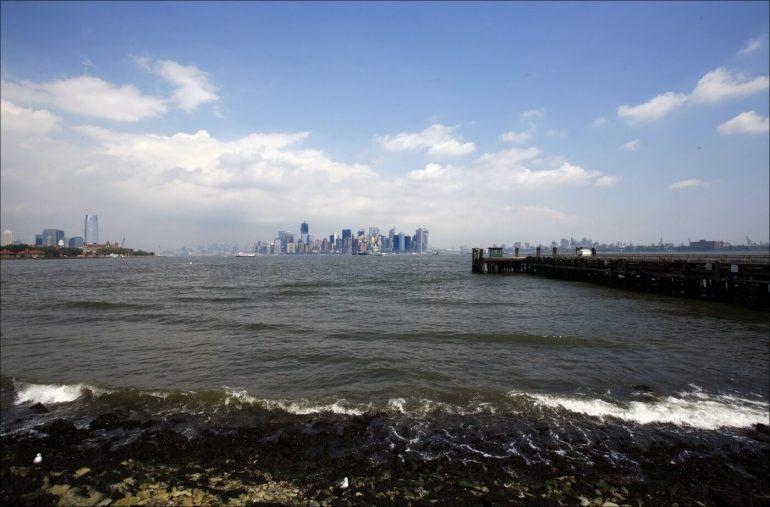 panorama sur la ville de new york