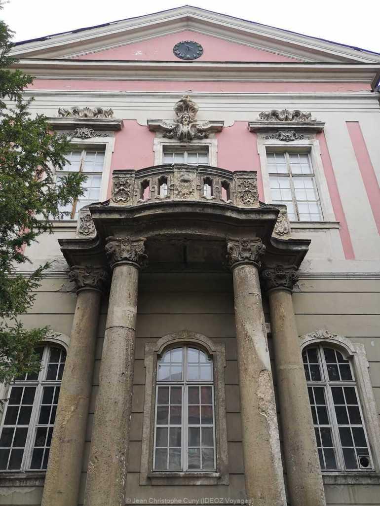 palais Zichy Obuda à budapest
