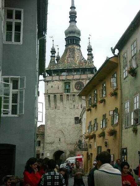 Villages Saxons de Transylvanie ; une portée d'entrée en Roumanie 4