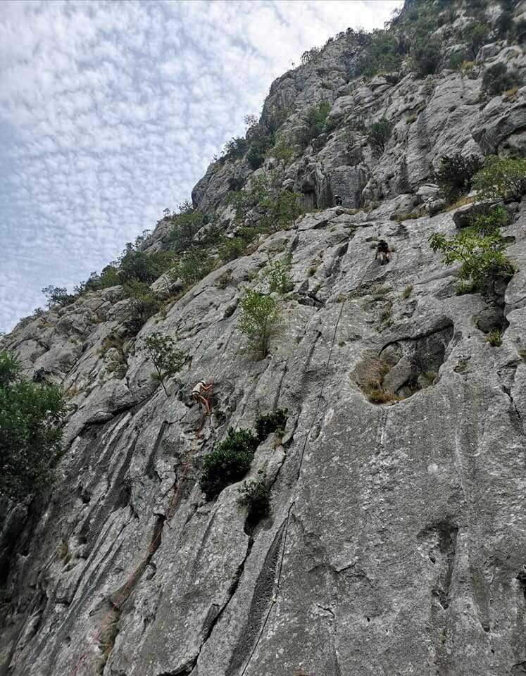 Tyrolienne et Canyon de Cetina à Omis, un concentré d'émotions fortes 4