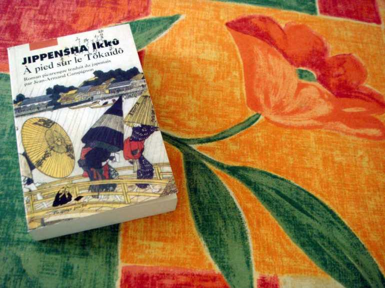 Jippensha Ikku A pied sur le Tokaido