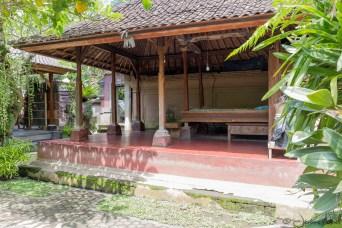 Chez Dewa - la chambre commune