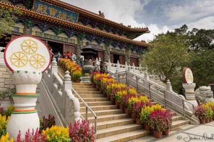 Monastère de Po Lin