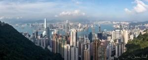 Panorama Baie HK 2