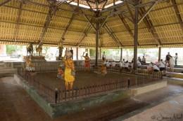 Taman Ayun - arène de combat de coqs