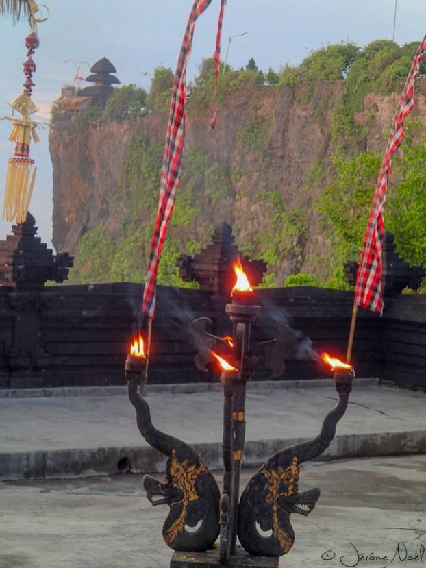 Temple d'Uluwatu & Dances Kecak