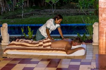 Ubud - massage Papa
