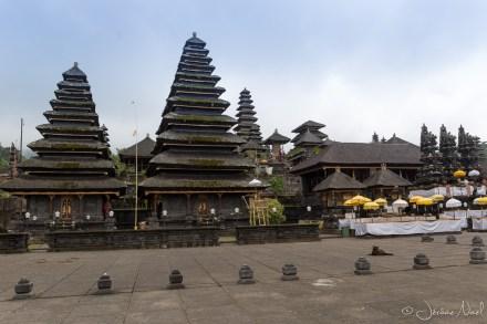 Besakih - L'interieur du temple