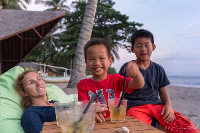 Chandi Hotel - Maman et les enfants