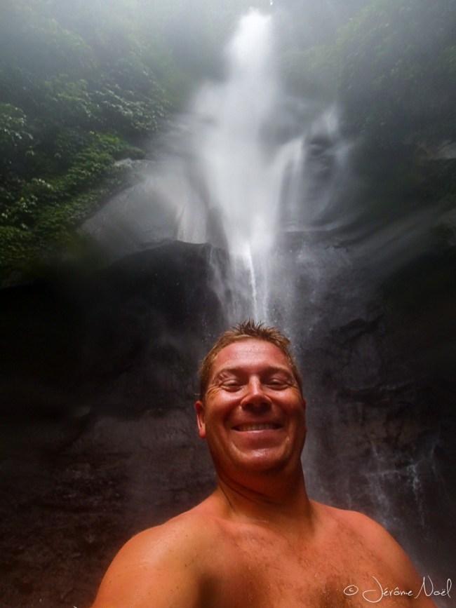 Sekumpul - Papa selfie