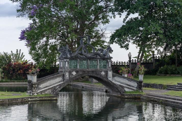 TirtaGangga - pont