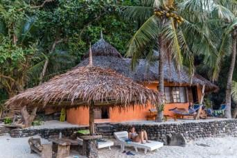 Apo Island - Resort et Aude