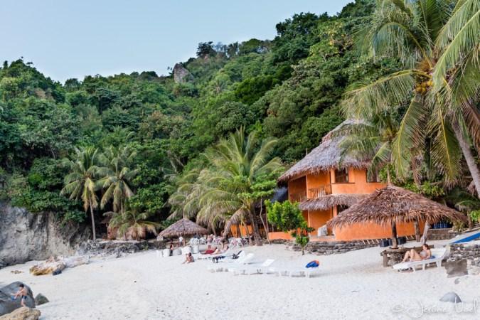 Apo Island - Resort