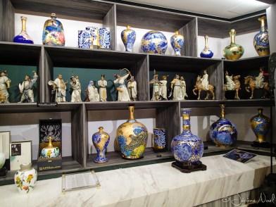 Taipei - poteries