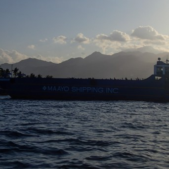 Cargo entre Sibulan et Liloan