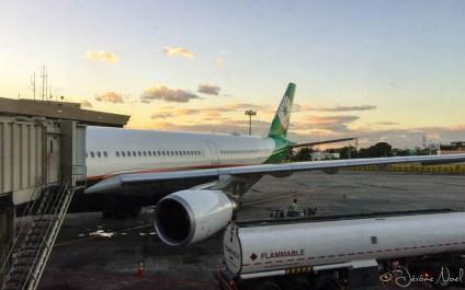 EVA air A321